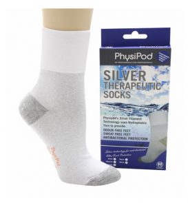 Silver_Therapeutic_Socks_L